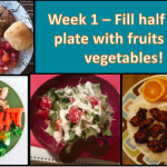 A few delicious submissions from week 1 of the challenge!